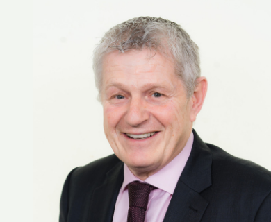 Ranald Caldwell, Non-Executive Chair of Visit Agency