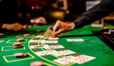 Palace Hotel Casino - Black Jack - isle of Man