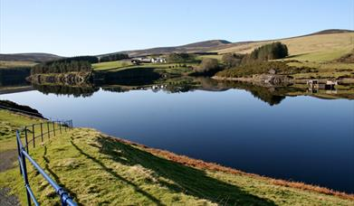 Sulby Reservoir Car Park