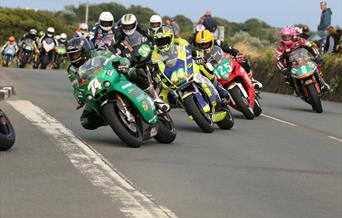 Isle of Man Steam Packet Company Southern 100 International Road Races