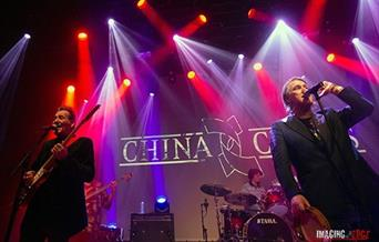 China Crisis - Flaunt The Imperfection Live! With Full Band