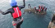 Coasteering with Adventurous Experiences