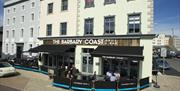 The Barbary Coast Grill & Bar