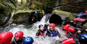 Gorge Scrambling experience