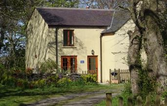 Ballanorman Croft original Manx Cottage