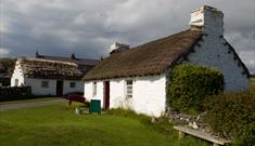 Harry Kelly's Cottage at Cregneash