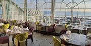 Refurbished Brasserie Restaurant with Seaviews