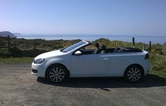 Open Top Car at Eary Cushlin