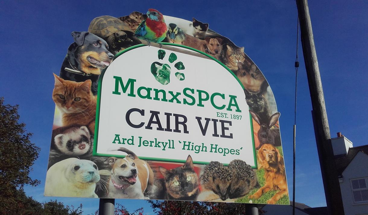 Welcome to the ManxSPCA