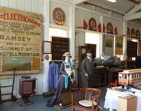 Manx Electric Railway Museum