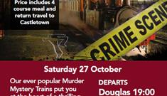 Murder Mystery on the Steam Train
