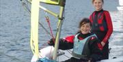 Youth Sailing Weeks very week during school holidays, RYA courses and sailing taster sessions