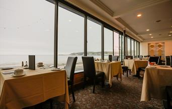 Paragon Restaurant Sea View at the Palace Hotel & Casino