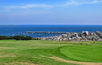 Port St Mary Golf Course