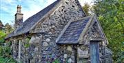 Spooyt Vane Chapel © Peter Killey