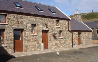 Knockaloe Beg Farm - The Stables and The Byre