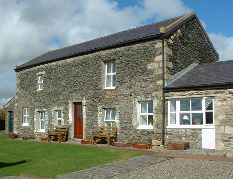 Upper Ballavarkish Cottages