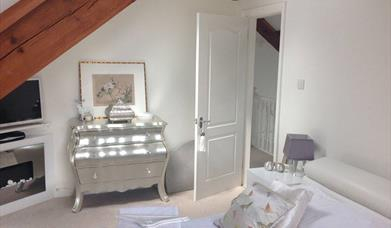 The chapel 4* self-catering cottage Isle of Man, luxury self-catering accommodation available to book