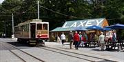 Laxey Railway Station