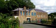 Laxey Woollen Mills still produces fabrics by hand loom today. Closed Sundays.