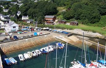 Laxey Harbour Chalets
